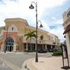 CLAUDIO MILANO'S RETAIL CLOTHING STORE AT THE VILLAGE AT GULFSTREAM IN HALLANDALE BEACH - NEW CONSTRUCTION 2010